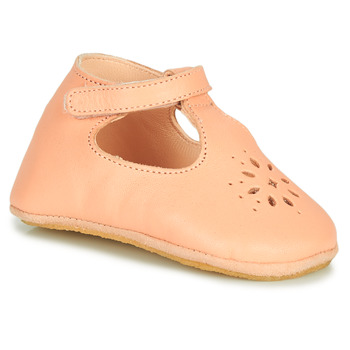 Chaussures Fille Chaussons Easy Peasy LILLYP Rose