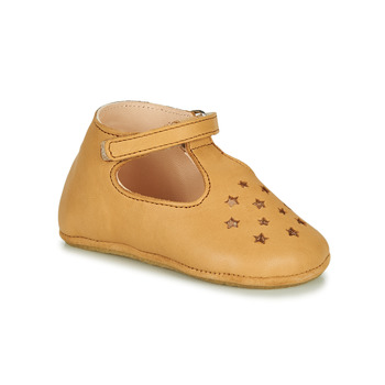 Chaussures Enfant Chaussons Easy Peasy LILLOP Cognac