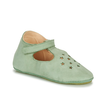 Chaussures Enfant Chaussons Easy Peasy LILLOP Vert