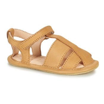 Chaussures Enfant Chaussons Easy Peasy NOBLU Marron