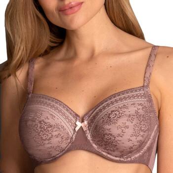 Sous-vêtements Femme Emboitants Rosa Faia Soutien-gorge à armatures Fleur rose framboise Rose