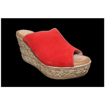 Chaussures Femme Mules Anatonic Hawai Rouge