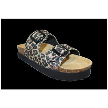 Chaussures Femme Mules Anatonic Jane Multicolore