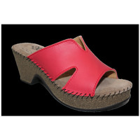 Chaussures Femme Mules Anatonic 6000 Rouge