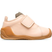 Chaussures Fille Boots Camper Baskets cuir DADDA nude