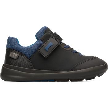 Chaussures Garçon Baskets basses Camper Baskets à lacets  Ergo noirbleu