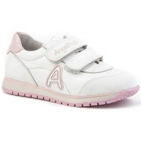 Chaussures Fille Baskets basses Angelitos  Blanc