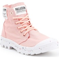 Chaussures Femme Baskets montantes Palladium Manufacture HI Organic W 96199-647-M różowy