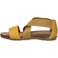 Chaussures Femme Sandales et Nu-pieds Bionatura 34 A 825 SANDALS femme JAUNE JAUNE