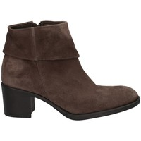 Chaussures Femme Low boots Campanile CC43 ANTHRACITE