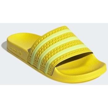 Chaussures Femme Claquettes adidas Originals Adilette W 4