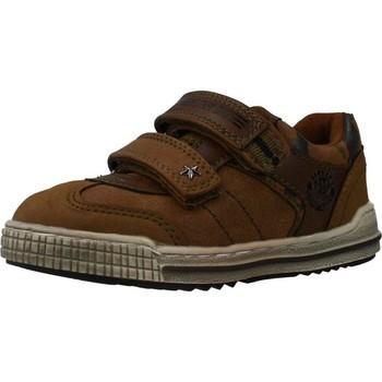 Chaussures Garçon Baskets basses Sprox 198302 Marron