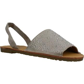 Chaussures Femme Sandales et Nu-pieds Sprox 280723 Gris