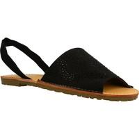 Chaussures Femme Sandales et Nu-pieds Sprox 282289 Noir