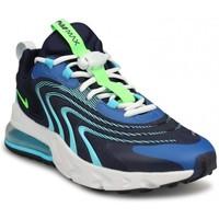 Chaussures Homme Baskets basses Nike Air Max 270 React Eng Bleu Cj0579-400 Bleu