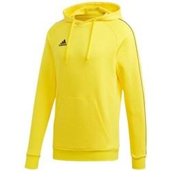 Vêtements Homme Sweats adidas Originals Core 18 Hoody Jaune