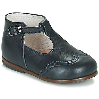 Chaussures Fille Ballerines / babies Little Mary FRANCOIS Bleu