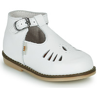 Chaussures Fille Ballerines / babies Little Mary SURPRISE Blanc