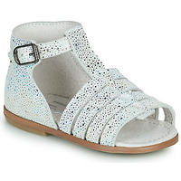 Chaussures Fille Oh My Bag Little Mary HOSMOSE Gris
