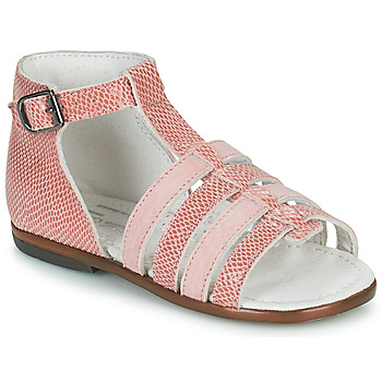 Chaussures Fille Sandales et Nu-pieds Little Mary HOSMOSE Rose