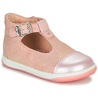 Chaussures Fille Ballerines / babies Little Mary VALSEUSE Rose