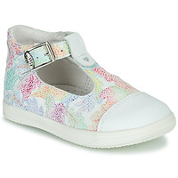 Chaussures Fille Ballerines / babies Little Mary VALSEUSE Blanc