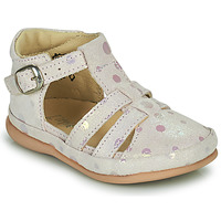 Chaussures Enfant Ballerines / babies Little Mary LAIBA Rose
