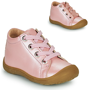 Chaussures Enfant Baskets montantes Little Mary GOOD Rose
