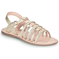 Chaussures Fille Sandales et Nu-pieds Little Mary BARBADE Doré