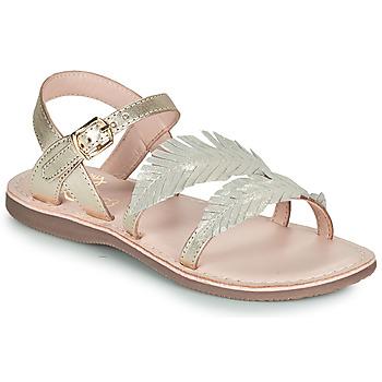 Chaussures Fille Sandales et Nu-pieds Little Mary LORETTE Doré