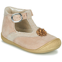 Chaussures Fille Sandales et Nu-pieds Little Mary GENTIANE Beige