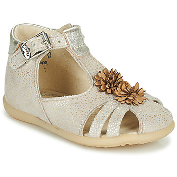 Chaussures Fille Oh My Bag Little Mary GLADYS Beige