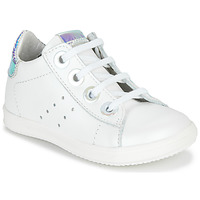 Chaussures Fille Baskets basses Little Mary DOROTHE Blanc