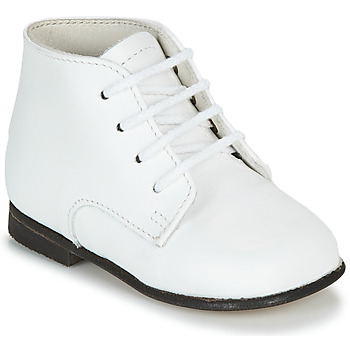 Chaussures Enfant Boots Little Mary FL Blanc