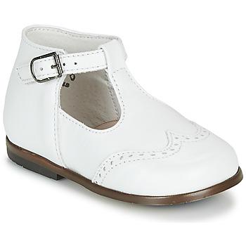 Chaussures Enfant Sandales et Nu-pieds Little Mary FRANCOIS Blanc