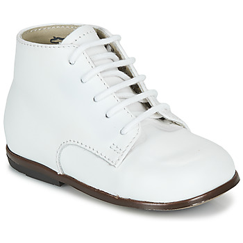Chaussures Enfant Boots Little Mary QUINQUIN Blanc