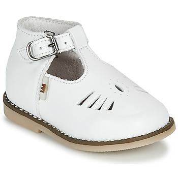 Chaussures Enfant Sandales et Nu-pieds Little Mary SURPRISE Blanc