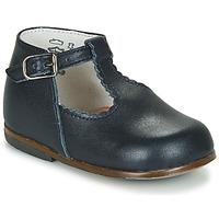 Chaussures Fille Sandales et Nu-pieds Little Mary BASTILLE Bleu