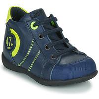 Chaussures Garçon Boots Little Mary FELIX Marine