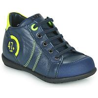 Chaussures Garçon Boots Little Mary FELIX Bleu