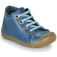 Chaussures Enfant Baskets montantes Little Mary GOOD ! Bleu