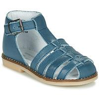Chaussures Enfant Sandales et Nu-pieds Little Mary JOYEUX Bleu
