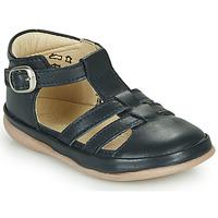 Chaussures Enfant Sandales et Nu-pieds Little Mary LAIBA Marine