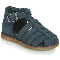 Chaussures Enfant Sandales et Nu-pieds Little Mary LIXY Marine