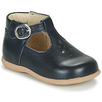 Chaussures Enfant Sandales et Nu-pieds Little Mary LOUP Marine