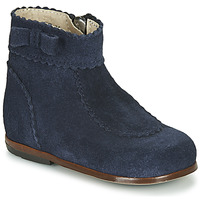 Chaussures Fille Boots Little Mary OLISETTE Marine