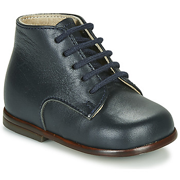 Chaussures Enfant Boots Little Mary QUINQUIN Marine