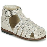 Chaussures Fille Sandales et Nu-pieds Little Mary JULES Doré