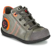 Chaussures Garçon Boots Little Mary FELIX Gris