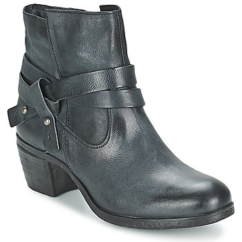 Chaussures Femme Bottines Dream in Green WADJI Carbone